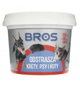 Bros Odstrasza krety, psy i koty - 450 ml