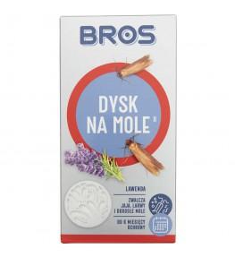 Bros Dysk na mole lawendowy