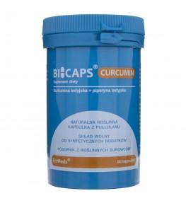 Formeds Bicaps Curcumin - 60 kapsułek