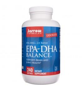 Jarrow Formulas EPA-DHA Balance 600 mg - 240 kapsułek