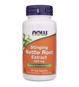 Now Foods Pokrzywa korzeń ekstrakt 250 mg - 90 kapsułek
