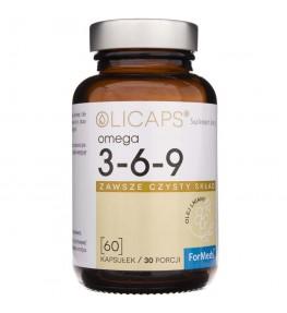 Formeds Olicaps Omega 3-6-9 - 60 kapsułek