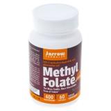 Jarrow Formulas Methyl Folate (Folian) 400 mcg - 60 kapsułek
