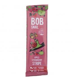 Bob Snail Przekąska jabłkowo-truskawkowa bez dodatku cukru - 14 g