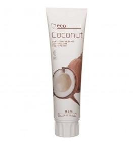 Ecodenta pasta do zębów przeciw kamieniowi Coconut - 100 ml