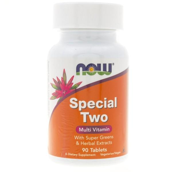 Now Foods Special Two (Multiwitamina) - 90 tabletek