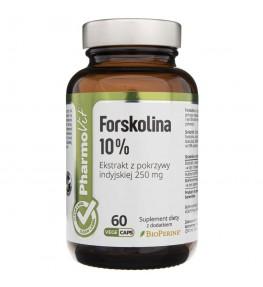 Pharmovit Forskolina 10% - 60 kapsułek
