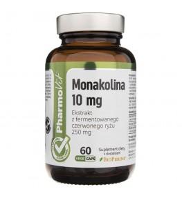Pharmovit Monakolina 10 mg - 60 kapsułek