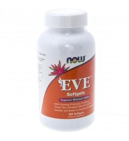 Now Foods EVE (multiwitamina dla kobiet) - 180 kapsułek