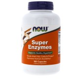 Now Foods Super Enzymes - 180 kapsułek