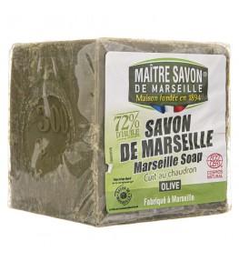 Maitre Savon Mydło marsylskie oliwkowe - 300 g