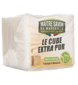 Maitre Savon Mydło marsylskie naturalne Sans Parfum - 300 g