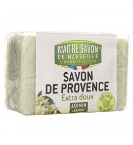 Maitre Savon Mydło marsylskie jaśmin - 100 g