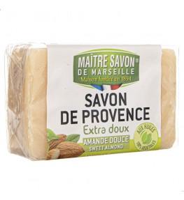 Maitre Savon Mydło marsylskie migdałowe - 100 g