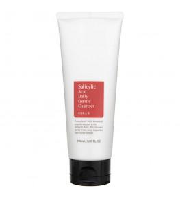 COSRX Salicylic Acid Daily Gentle Cleanser Pianka myjąca do twarzy z kwasem salicylowym - 150 ml