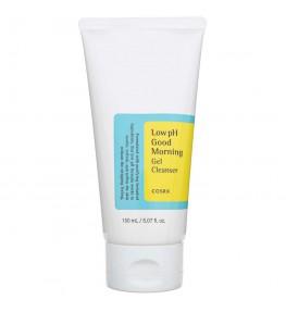 COSRX Low pH Good Morning Gel Cleanser Oczyszczający żel do twarzy - 150 ml
