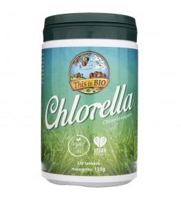 This is Bio Chlorella 100% Organic - 230 tabletek