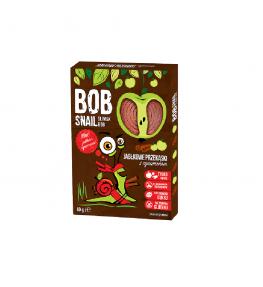 Bob Snail Przekąska jabłkowo-cynamonowa bez dodatku cukru - 60 g