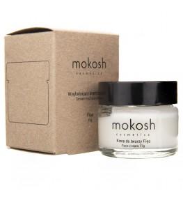 Mokosh Wygładzający krem do twarzy Figa mini - 15 ml