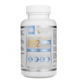 Wish Witamina B12 1000 µg + Probiotyk - 120 kapsułek
