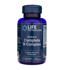 Life Extension Bioactive Complete B-Complex - 60 kapsułek