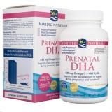 Nordic Naturals Prenatal DHA 830 mg bezsmakowy - 90 kapsułek