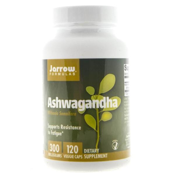 Jarrow Formulas Ashwagandha 300 mg - 120 kapsułek