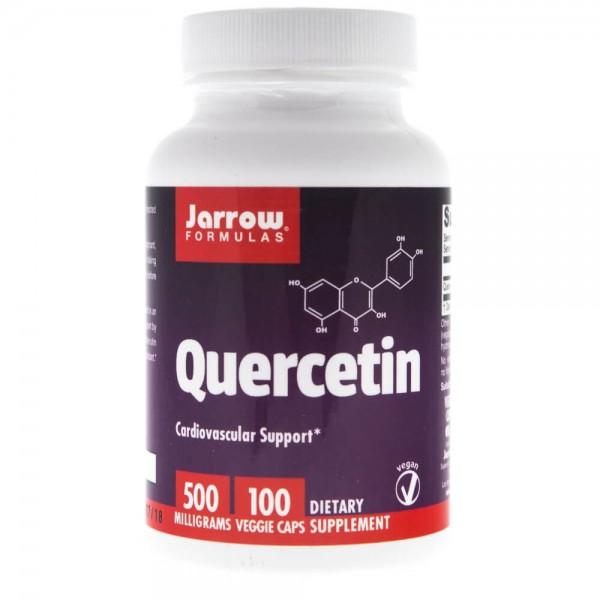 Jarrow Formulas Kwercetyna (Quercetin) - 100 kapsułek