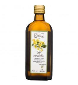 Olvita Olej z wiesiołka zimnotłoczony nieoczyszczony - 250 ml