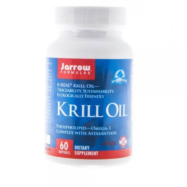 Jarrow Formulas Olej z kryla (Krill Oil) - 60 kapsułek