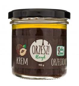 Palce Lizać Krem orzechowy ORZESZ! - 140 g
