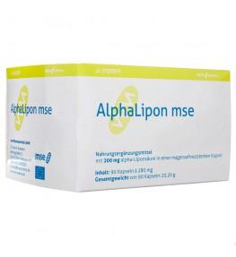 Dr. Enzmann Kwas alfa liponowy MSE 200 mg - 90 kapsułek