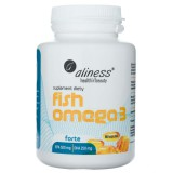 Aliness Fish Omega 3 FORTE 500 mg / 250 mg - 90 kapsułek
