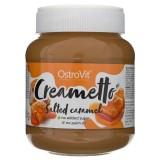 OstroVit Creametto krem słony karmel bez cukru - 350 g