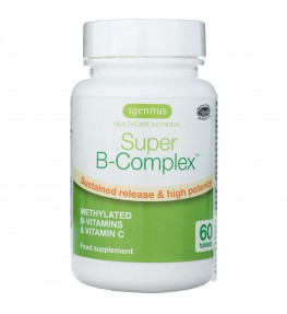 Igennus Super B-Complex - 60 tabletek