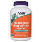Now Foods Diglicynian magnezu w proszku - 227 g