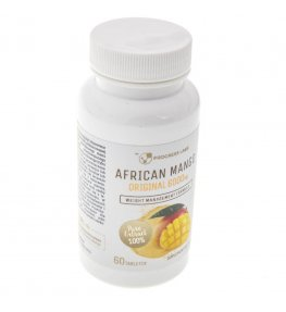 Progress Labs African Mango (Afrykańskie Mango) 6000 mg - 60 tabletek