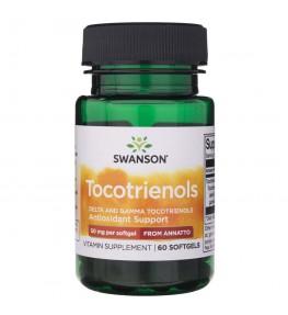 Swanson Tokotrienole DeltaGold® 50 mg - 60 kapsułek