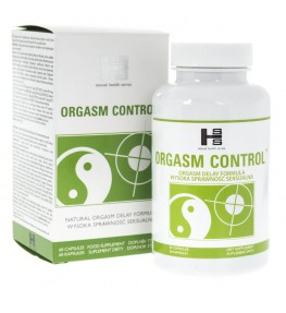 SHS Orgasm Control - 60 kapsułek