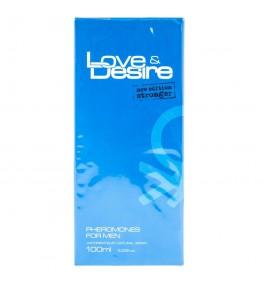SHS Love & Desire fermony dla mężczyzn - 100 ml