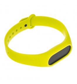 Opaska do Xiaomi Mi Band 2 - zielona