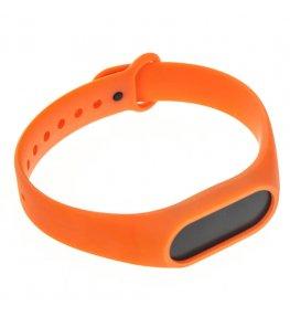Opaska do Xiaomi Mi Band 2 - pomarańczowy
