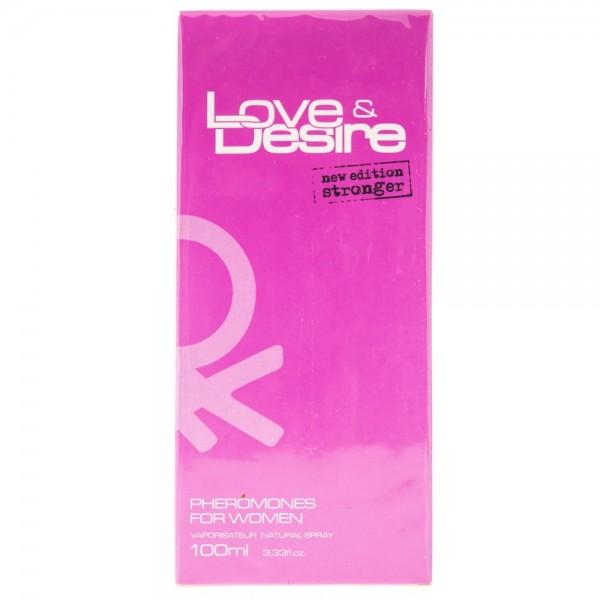 SHS Love & Desire feromony dla kobiet - 100 ml