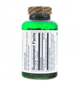 Swanson Eyebright Herb (świetlik lekarski) 430 mg - 100 kapsułek
