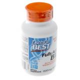 Doctor's Best Fully Active B12 1500 mcg - 60 kapsułek