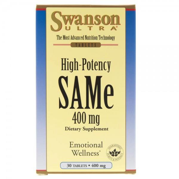 Swanson SAMe 200 mg - 60 tabletek