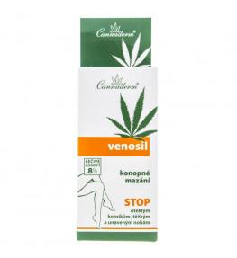 Cannaderm Venosil Żel na obrzęki i żylaki nóg - 100 ml