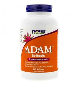 Now Foods ADAM (multiwiaminy dla mężczyzn) - 180 kapsułek