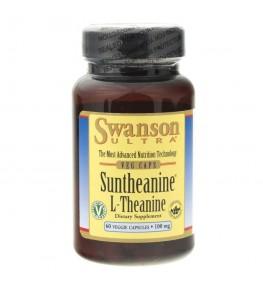 Swanson L-Teanina Suntheanine 100 mg - 60 kapsułek