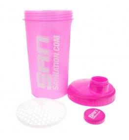 SAN Shaker różowy- 700 ml